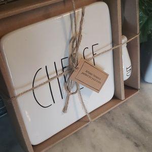 Rae Dunn Kitchen - NIB RAE DUNN CHEESE SET 2017